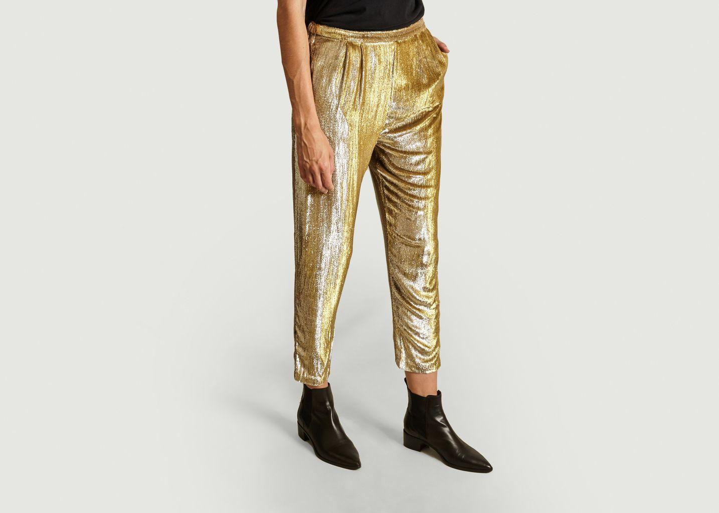 Pantalon Velours - Mes Demoiselles