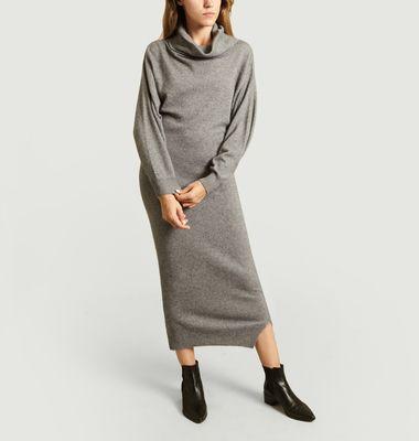 Robe Pull Calabria Cachemire Mélangé