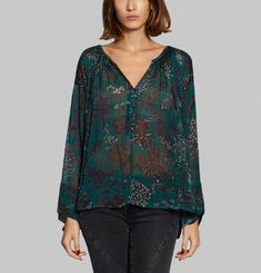 Traviata Blouse