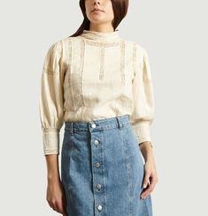 Blouse Byrds