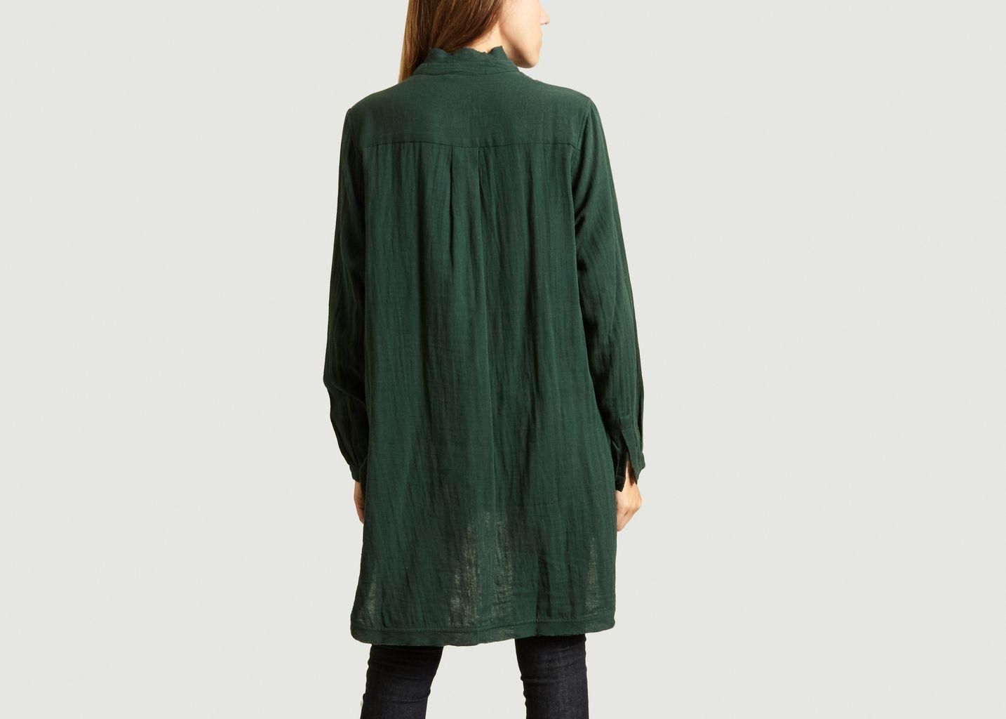 Blouse Longue Coton - Mes Demoiselles