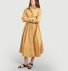 LS Shirt Dress