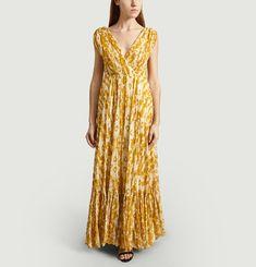 Printed Samarcande dress