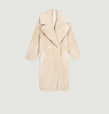 Manteau Shoreditch en fausse fourrure