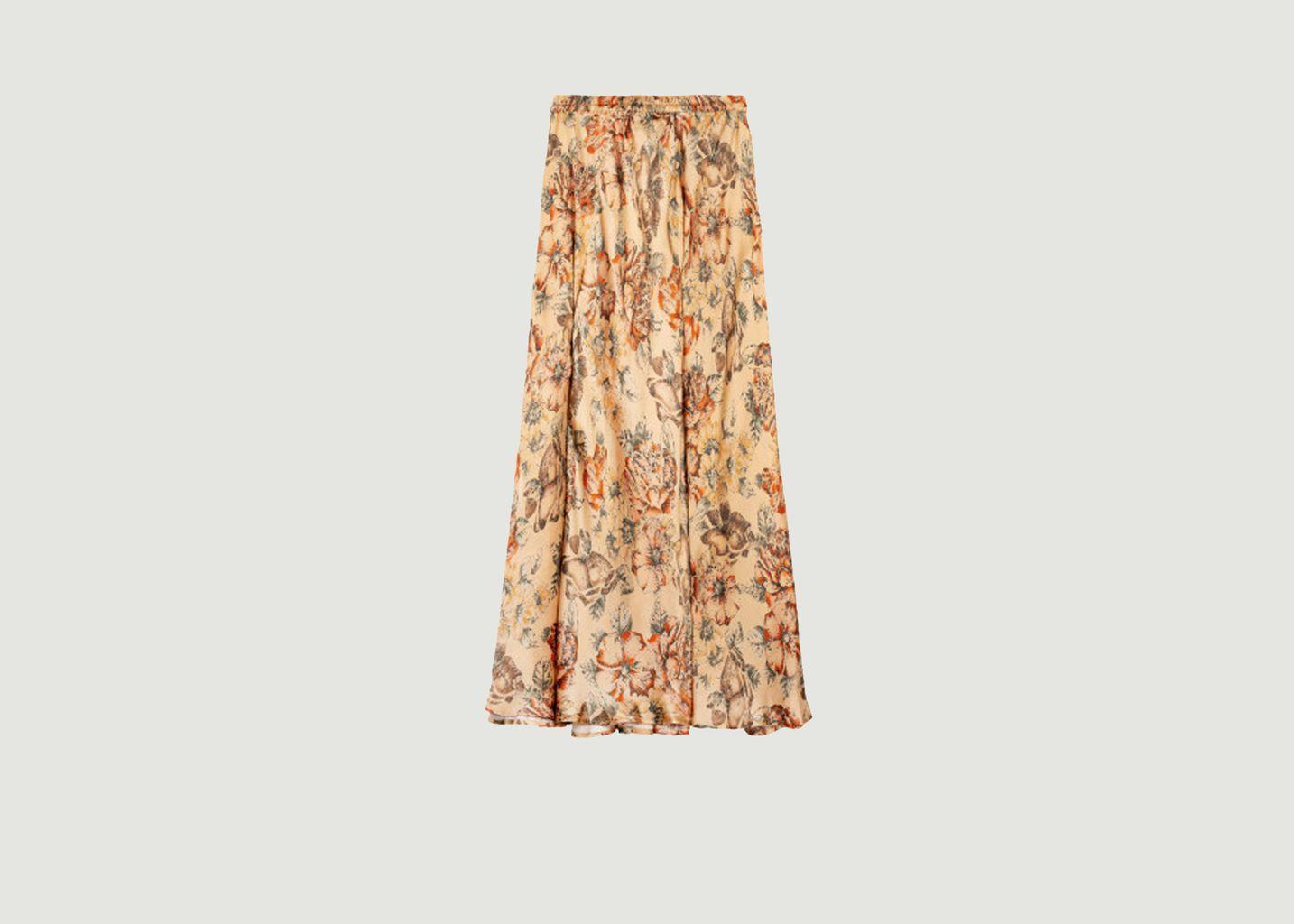Jupe longue Nong imprimé floral - Mes Demoiselles