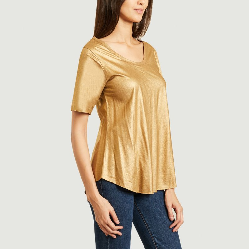 T-shirt oversize - Mes Demoiselles