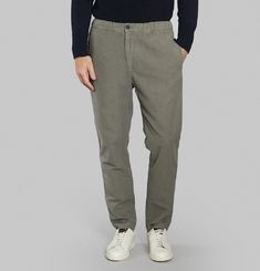Flannel Trousers