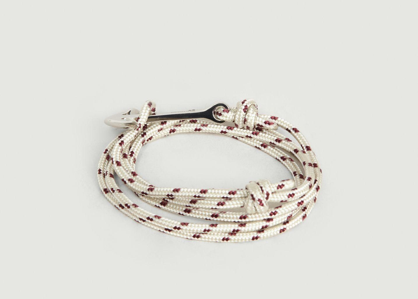 Bracelet Anchor On Rope - Miansai