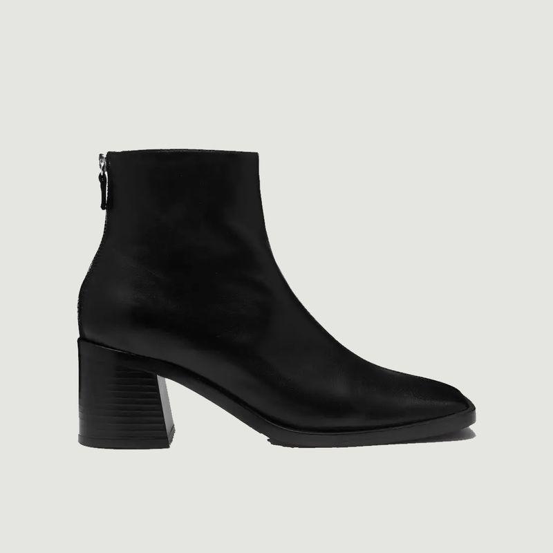 Boots en cuir Ivy - Miista