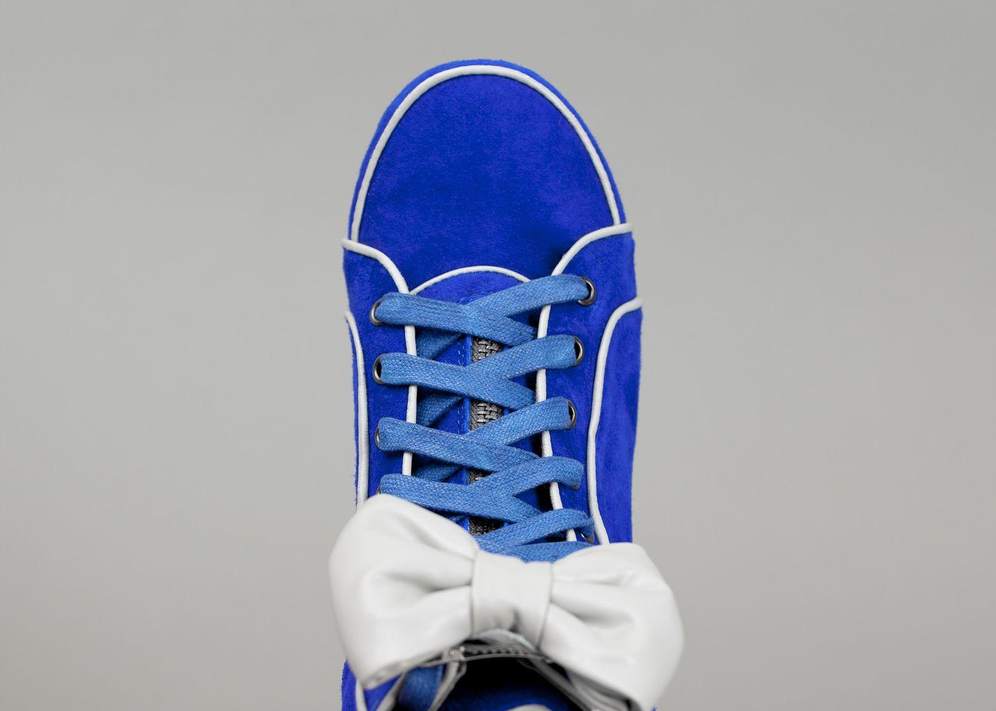 Baskets Tokyo Bleus - Mi-Mai