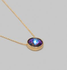 Collier Alpha Rainbow