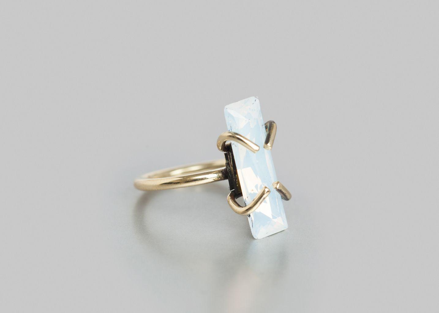 Baguette Boho Ring - Mimilamour