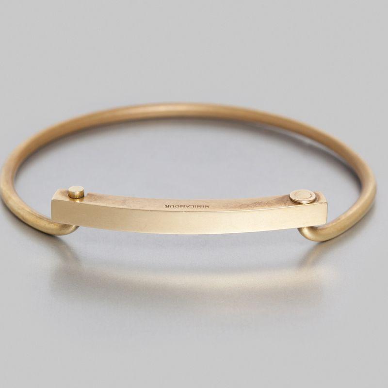 Bracelet Verrou  - Mimilamour