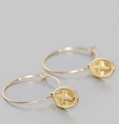 Boucles d'Oreilles Captain Faith