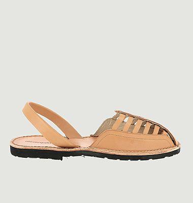Avarca Neo 5 Santorin leather sandals