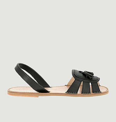 Sandales en cuir Avarca Neo 2
