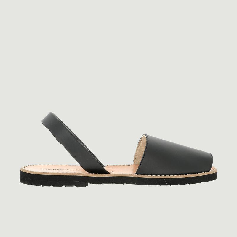 Sandales en cuir Avarca - Minorquines