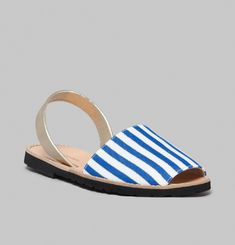 Striped Avarcas