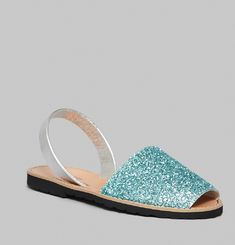 Glitter Avarcas