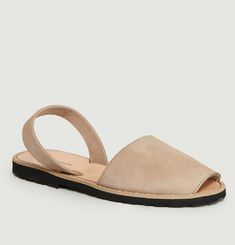 Sandales Avarca Nubuck Costa