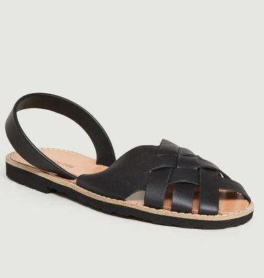 Sandales Avarca Compostelle