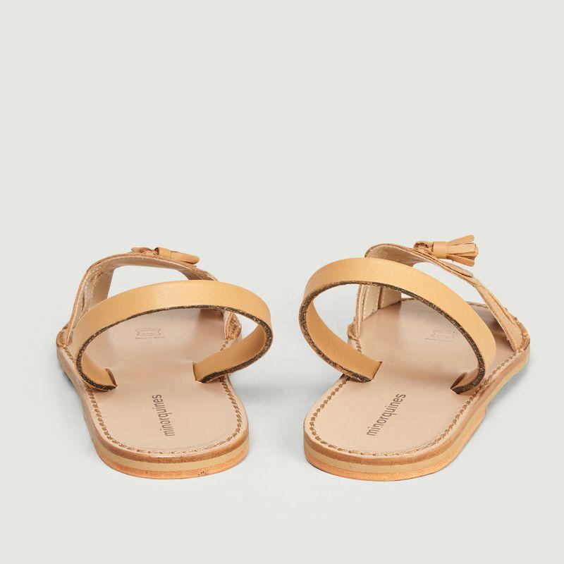 Sandales en cuir Neo 2 - Minorquines