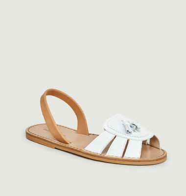 Neo 2 leather sandals