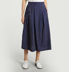 Samantha Midi Skirt