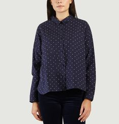 Mania Puntos Oxford Shirt