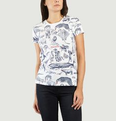 T-Shirt Medallon Animales