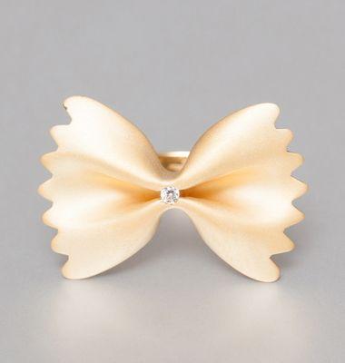 Bague Farfalla