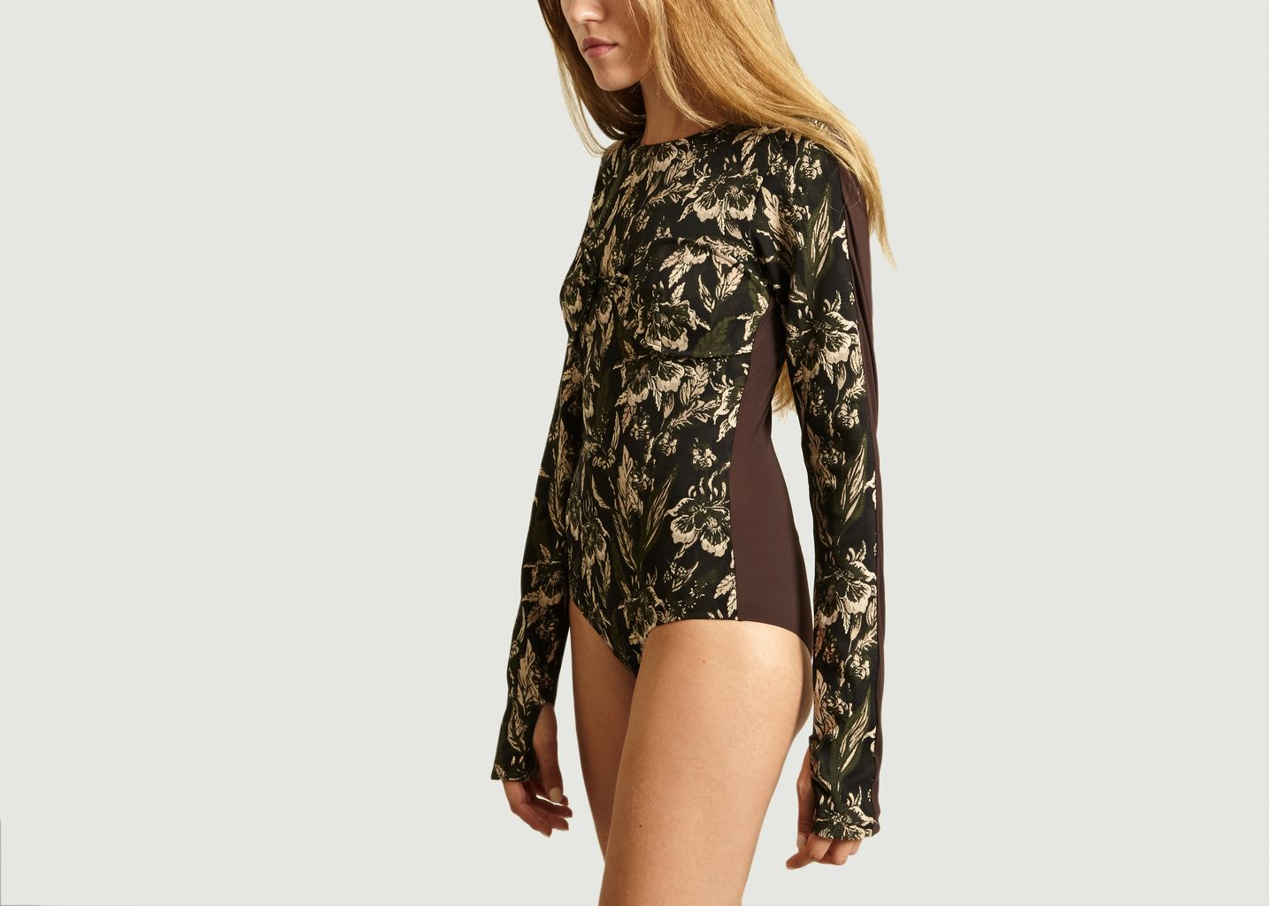 Body Maille Jacquard  - MM6