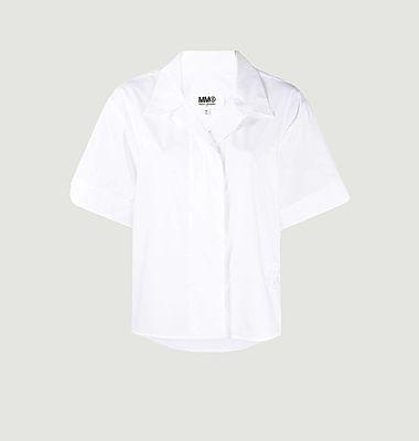 Chemise manches courtes en coton
