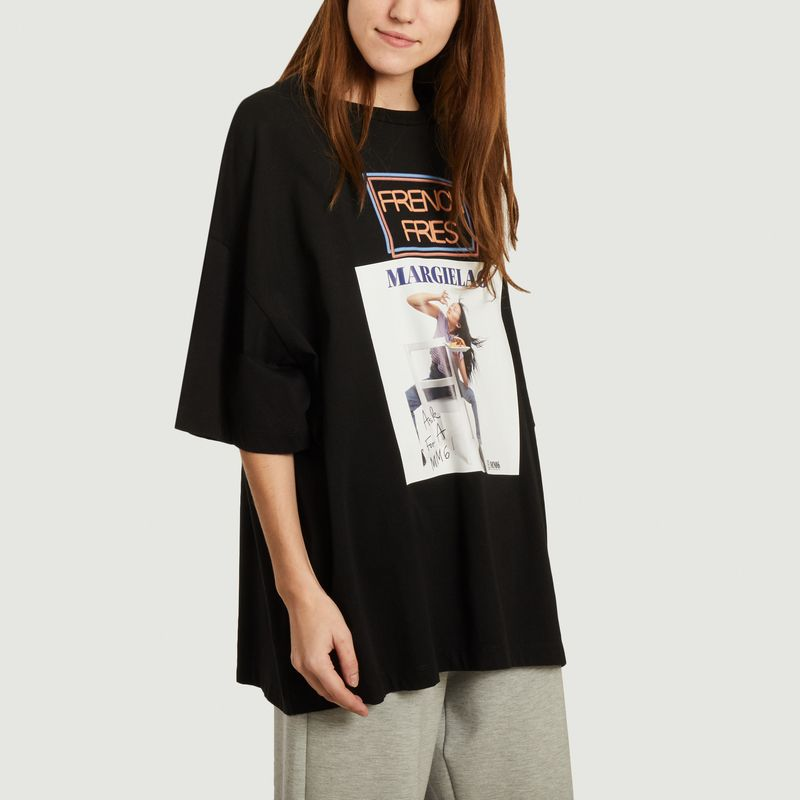 Oversize T-shirt - MM6 Maison Margiela