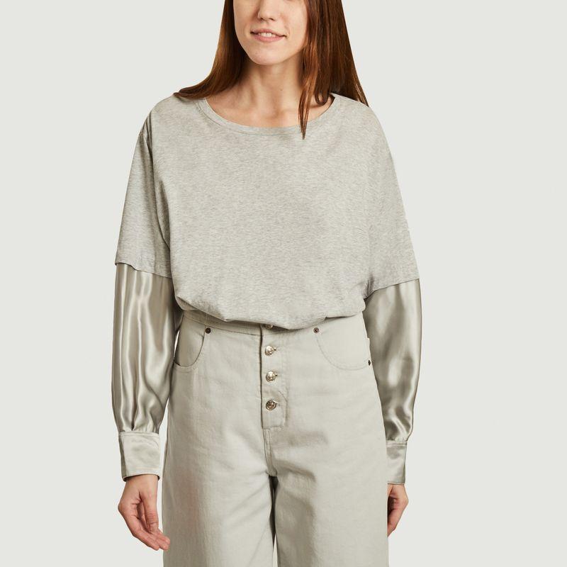 Basic sweatshirt - MM6 Maison Margiela