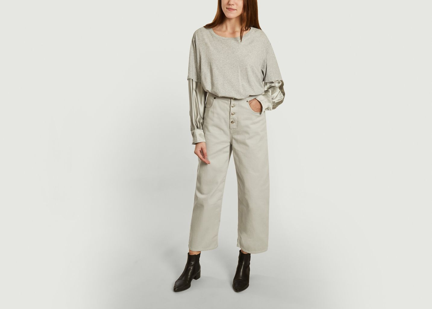 Basic Sweater - MM6 Maison Margiela