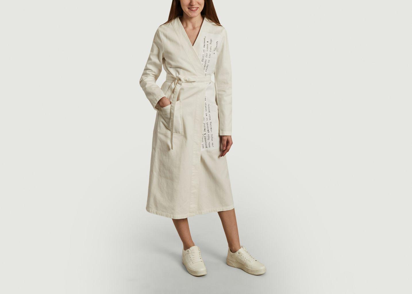 Robe Garment Dyed - MM6 Maison Margiela
