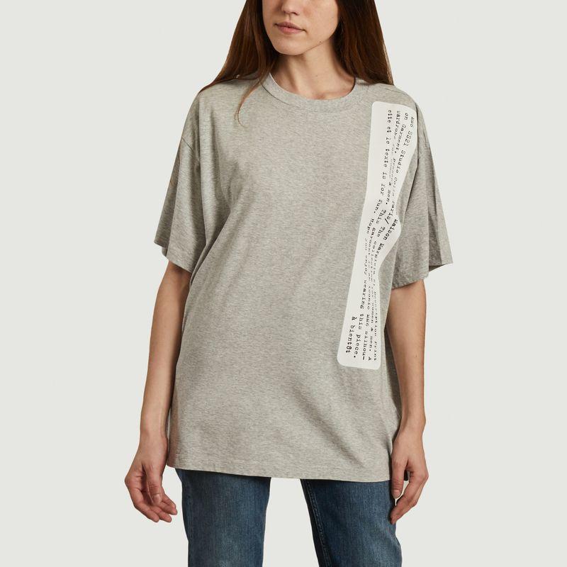 T-shirt imprimé - MM6 Maison Margiela