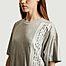 matière T-shirt imprimé - MM6 Maison Margiela