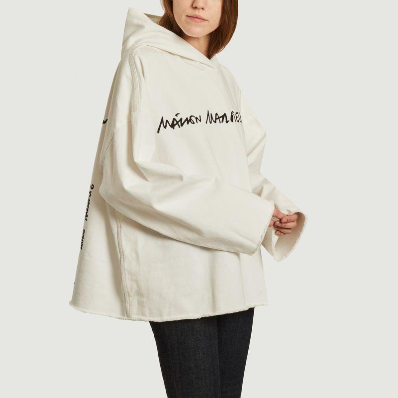 Hoodie Oversize - MM6 Maison Margiela