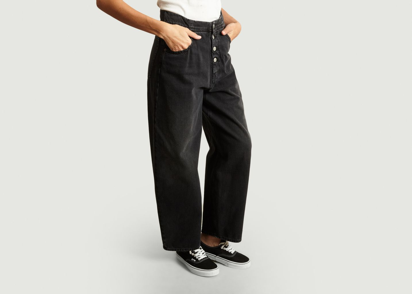 Jean Taille Haute - MM6