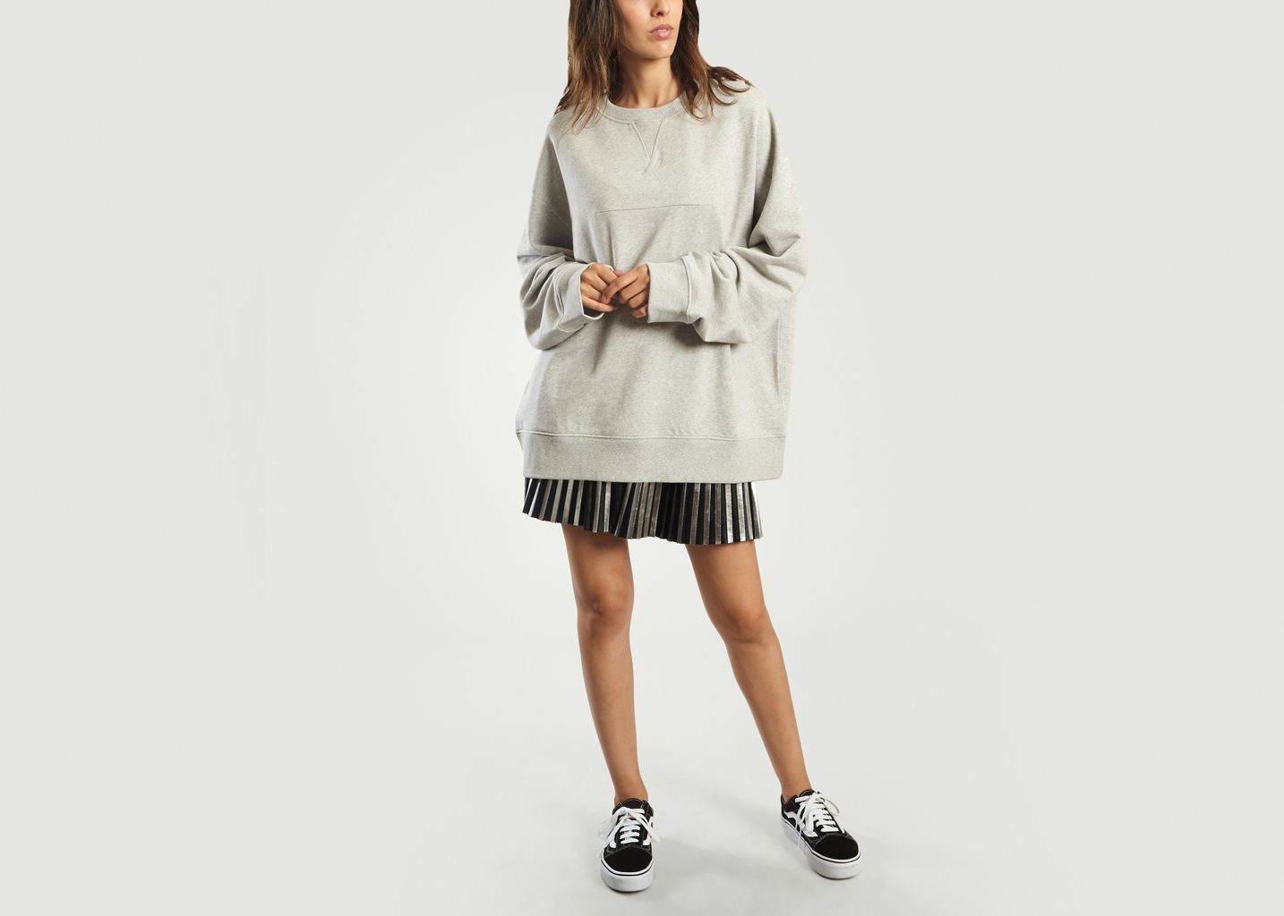Sweat Couture Apparente - MM6