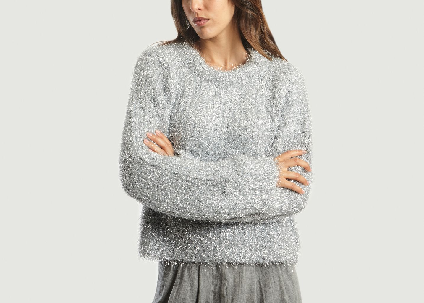 Pull en Lurex - MM6