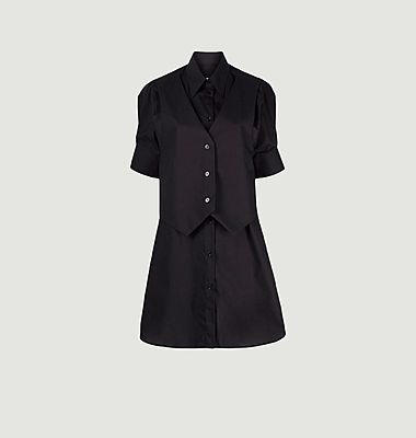 Robe chemise et veston