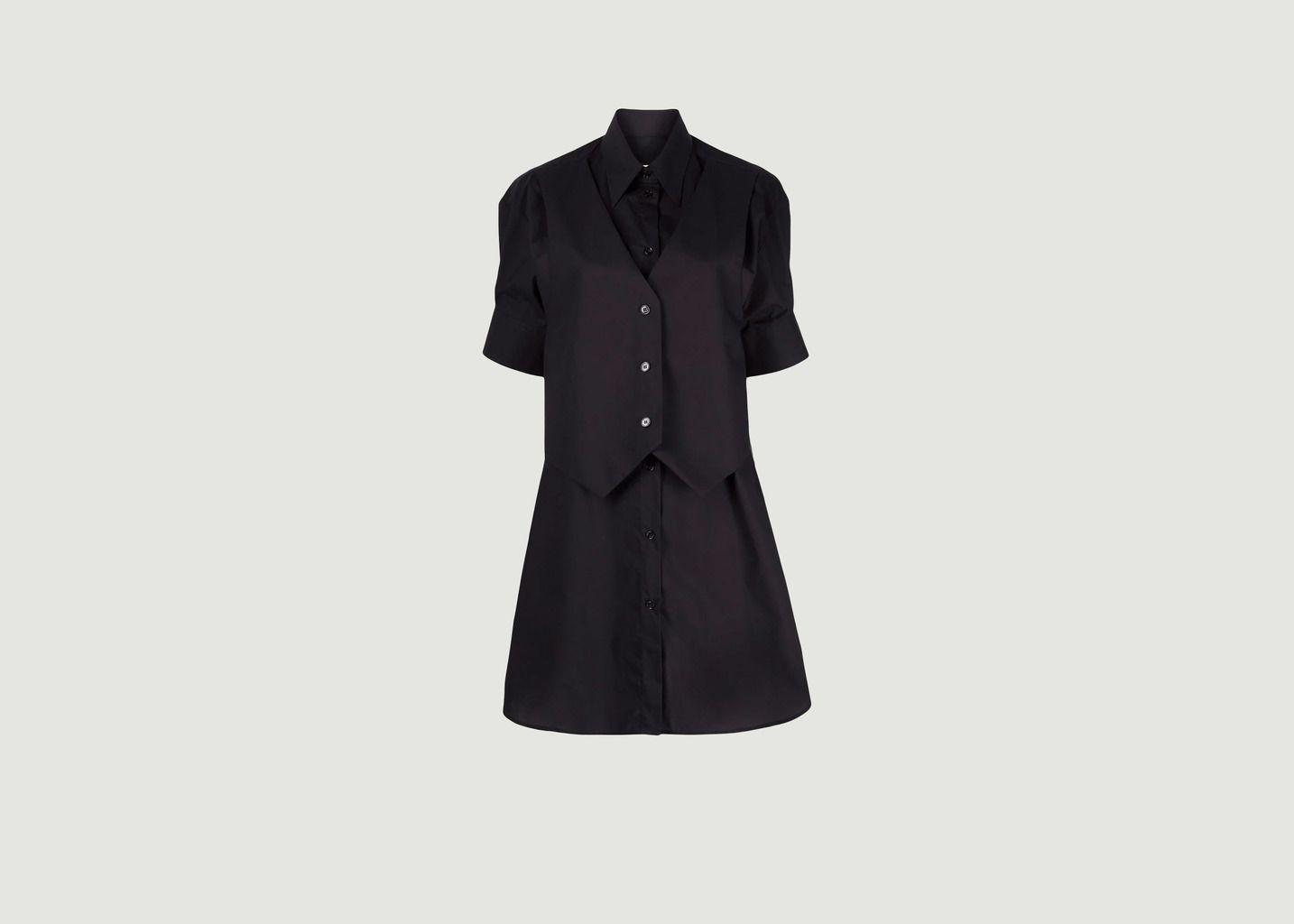 Robe chemise et veston - MM6 Maison Margiela