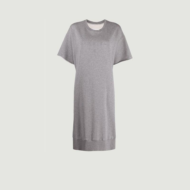 Robe t-shirt oversize - MM6 Maison Margiela