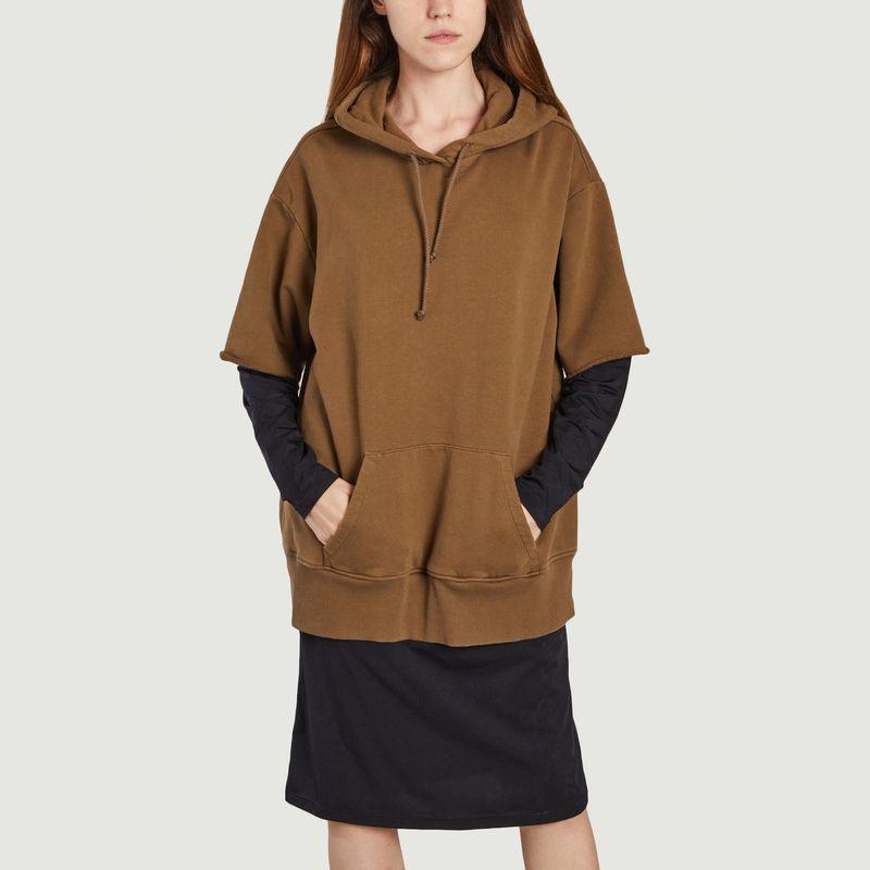 Robe bi-colore  - MM6 Maison Margiela