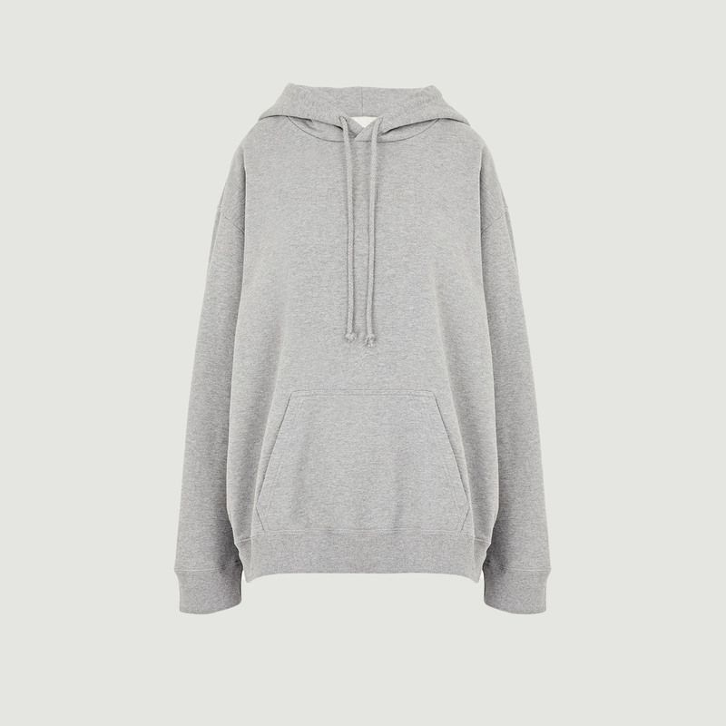 Sweatshirt à logo - MM6 Maison Margiela