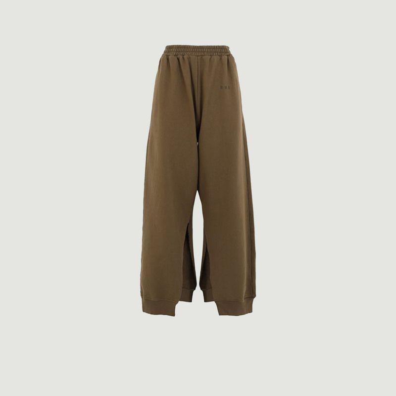 Pantalon de survêtement fendu - MM6 Maison Margiela