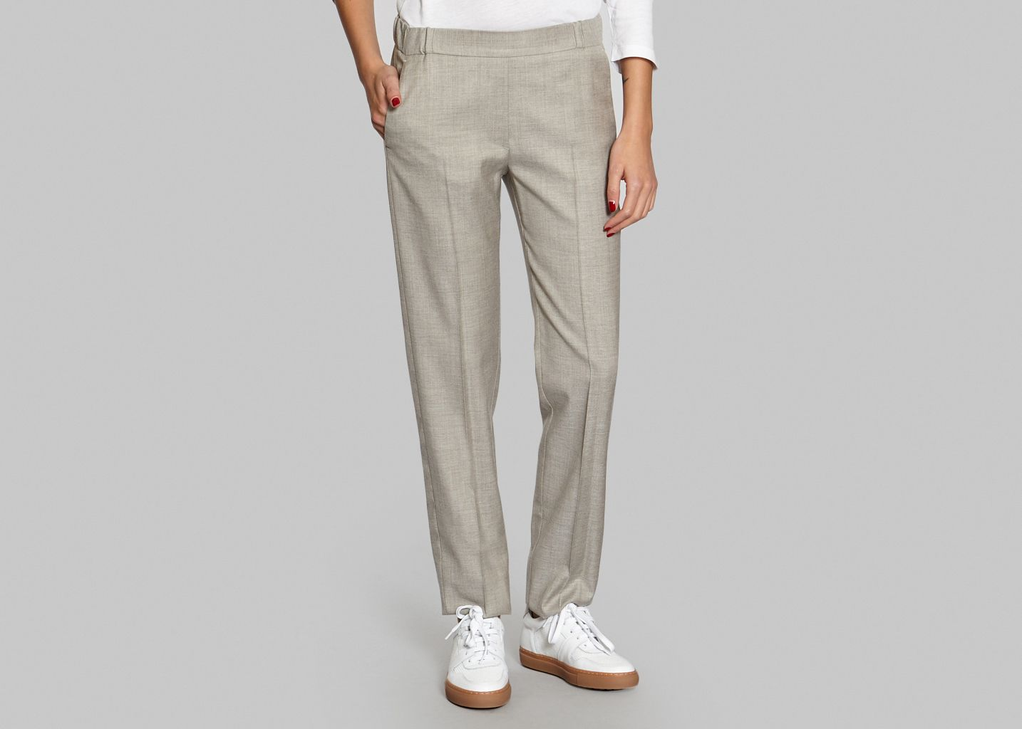 Pantalon Elastiqué - MM6
